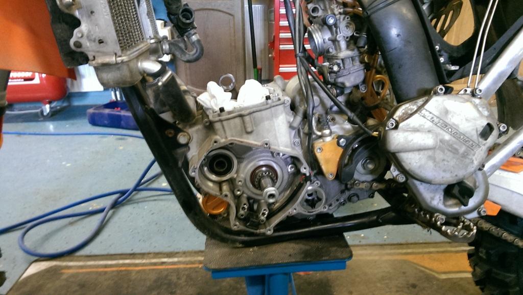 Rensad motor