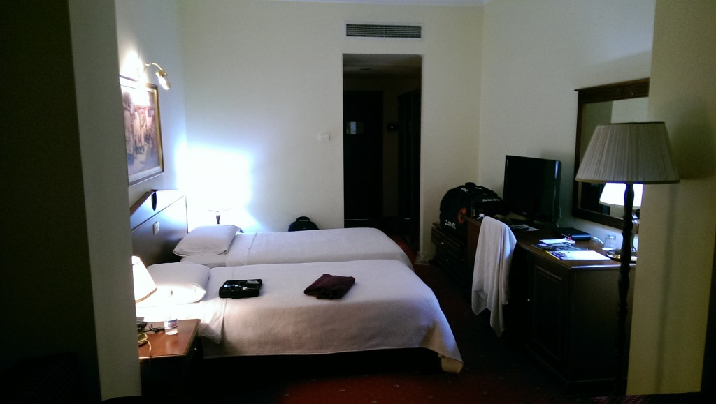 Durres hotel room