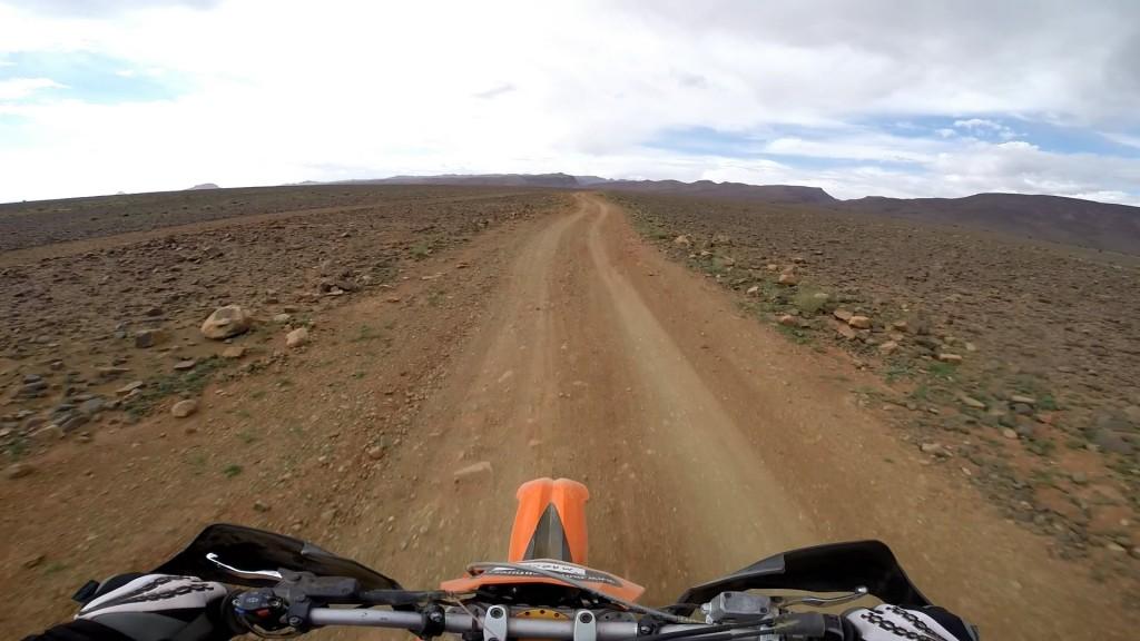 Rocky roads