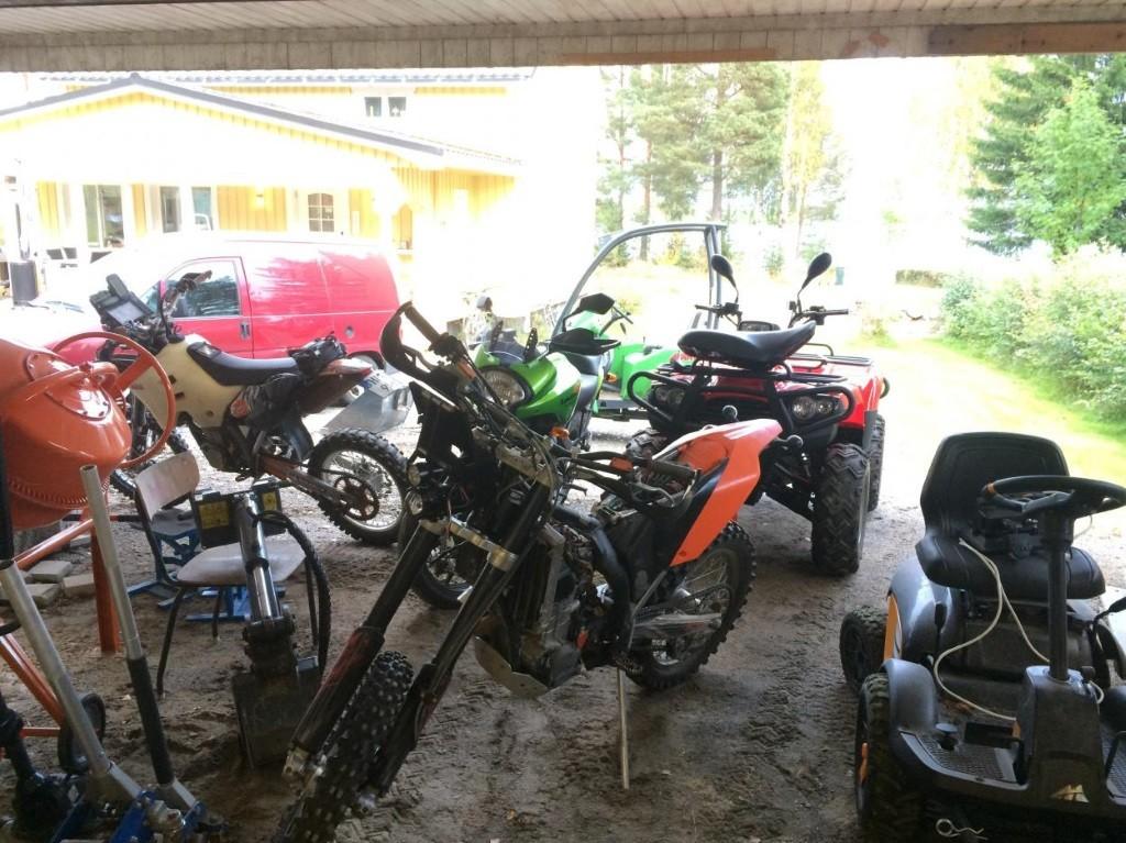 garagerens